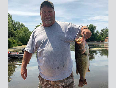 Lake Musconetcong Lunker Record